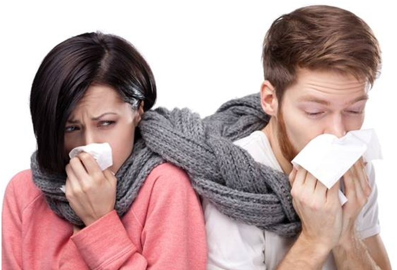 โรคไข้หวัดใหญ่กับโรคหืด